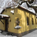 Marienkapelle im Winter