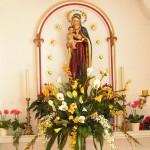 Gottesmutter in der St. Wigbert-Kirche