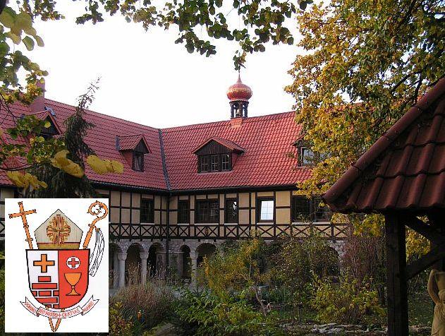 Priorat St. Wigberti im Herbst