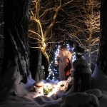 Mariengrotte im Klosterpark