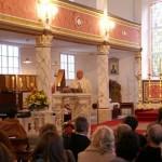 Wort Gottes in St. Wigbert