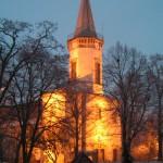 St. Wigberti angeleuchtet